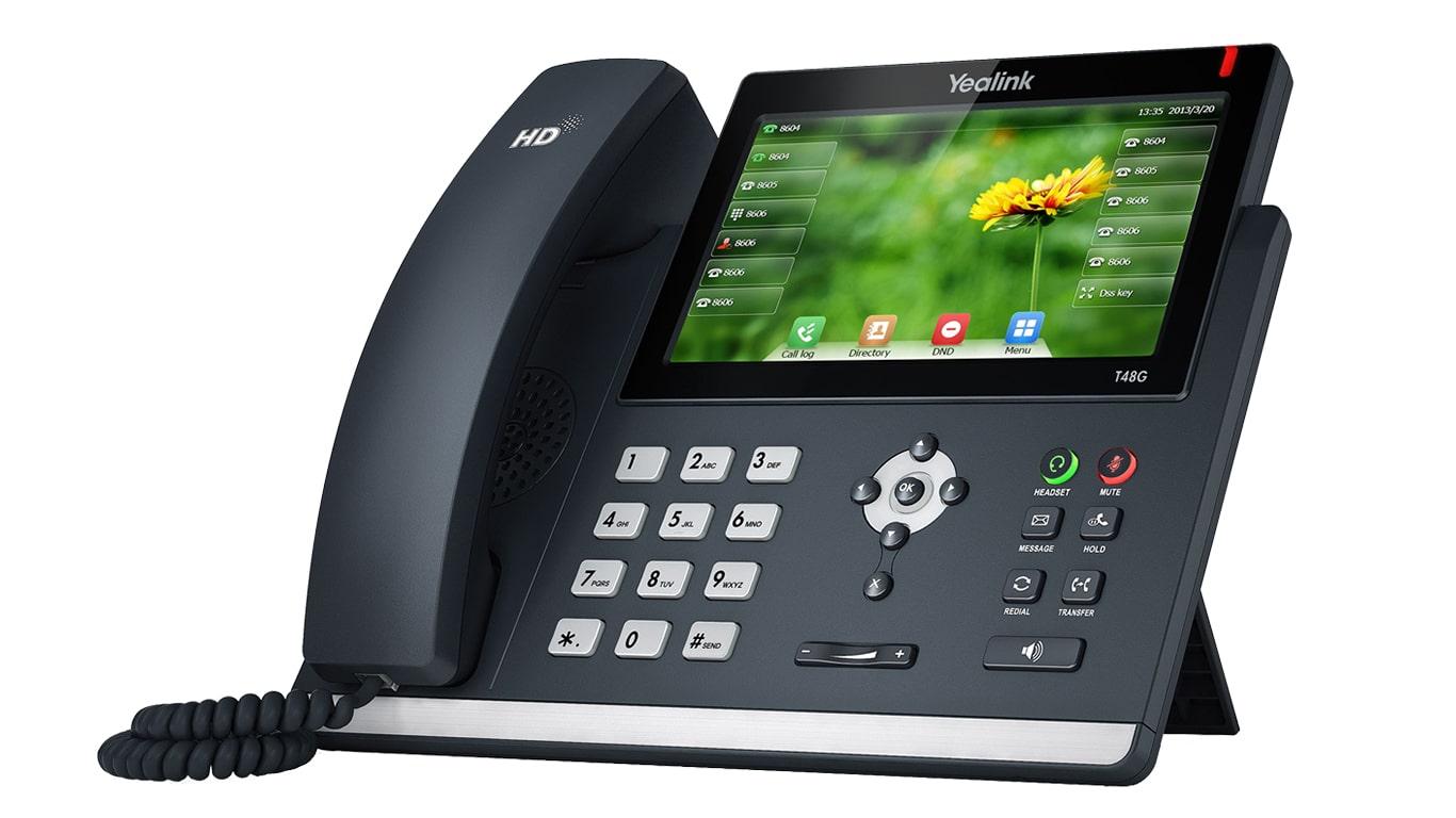 Yealink Telefon - Telefonanlagen Mannheim